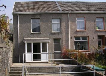 Thumbnail 3 bed end terrace house to rent in Park Street, Nantymoel, Ogmore Vale, Bridgend.