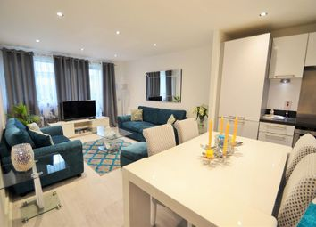 Thumbnail 2 bed flat for sale in Coral House, Lapis Close