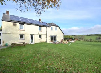 Thumbnail 5 bedroom detached house for sale in Porkellis, Helston