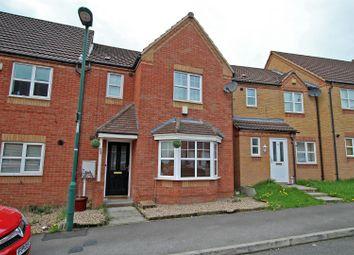 Thumbnail 3 bedroom town house for sale in Edmonstone Crescent, Bestwood, Nottingham