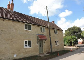 Thumbnail 4 bed semi-detached house to rent in Mill Lane, Tallington, Stamford, Lincolnshire