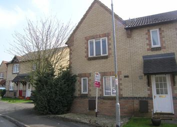 Thumbnail 2 bed property to rent in Chicory Close, Woodhall Park, Swindon