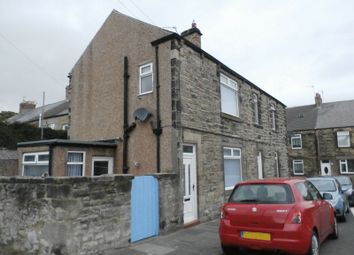 Thumbnail 1 bed end terrace house for sale in Dovecote Street, Amble, Morpeth
