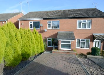 Thumbnail 2 bed town house for sale in Central Street, Hasland, Chesterfield