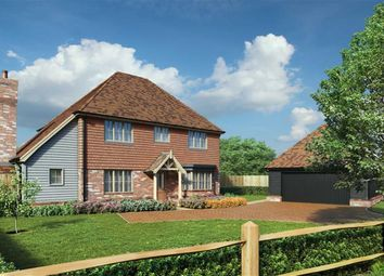 Thumbnail 4 bed detached house for sale in Littlebourne Road, Canterbury, Kent