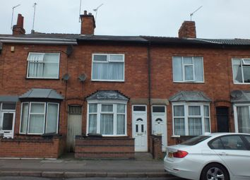 Thumbnail 3 bed terraced house for sale in Nansen Road, Off Gwendolen Road, Leicester
