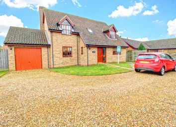 Thumbnail 4 bed detached house for sale in Richer Road, Badwell Ash, Bury St. Edmunds