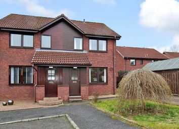 Thumbnail 2 bed semi-detached house for sale in Montgomery Drive, Carron, Falkirk