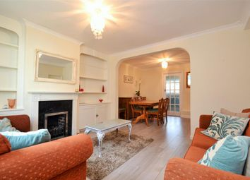 Thumbnail 3 bedroom terraced house to rent in Durnsford Road, London