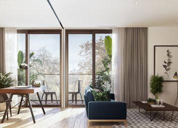 Thumbnail 3 bed duplex for sale in Otto Buildings, Downs Road, London