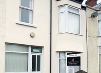 6 bed shared accommodation to rent in Gwydr Crescent, Uplands, Swansea SA2