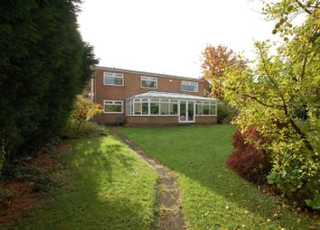 Thumbnail 6 bed detached house for sale in Edge Hill, Darras Hall, Newcastle Upon Tyne