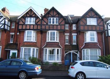 Thumbnail 1 bedroom flat to rent in Magdalen Road, Bexhill-On-Sea, East Sussex