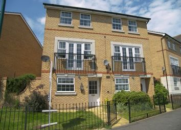 Thumbnail 3 bed town house to rent in Lakeview Way, Hampton Hargate