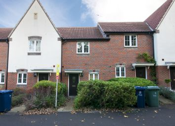 Thumbnail 2 bedroom terraced house to rent in Lynn Close, Marston, Oxford