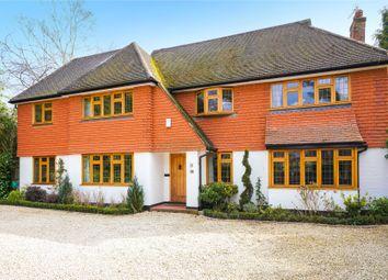 Thumbnail 6 bedroom detached house for sale in Oxshott Rise, Cobham, Surrey