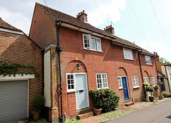 Thumbnail 2 bed terraced house for sale in St Peters Street, Bishops Waltham