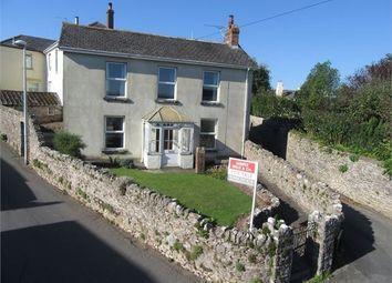 Thumbnail 4 bedroom detached house for sale in Church Path, Ipplepen, Newton Abbot, Devon.