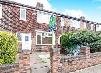 Thumbnail 3 bed terraced house for sale in Cromwell Road, Swinton, Manchester