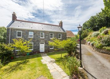 Thumbnail 5 bed farmhouse for sale in Le Bourg, Forest, Guernsey