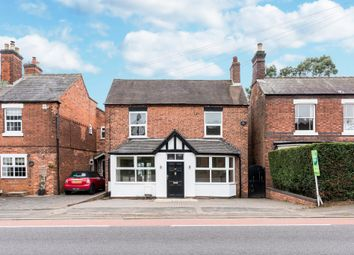 Thumbnail 4 bed detached house for sale in Walsall Road, Lichfield