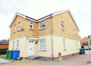 Thumbnail 2 bedroom end terrace house for sale in Fire Opal Way, Sittingbourne