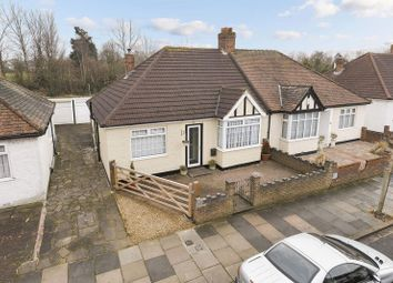 Thumbnail 2 bed semi-detached bungalow for sale in Blanmerle Road, London