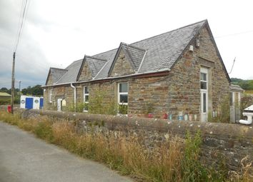 Thumbnail Commercial property for sale in Trefilan, Talsarn, Lampeter