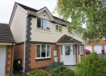 Thumbnail 3 bedroom semi-detached house for sale in Holywell Close, St. Annes Park, Bristol
