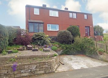 Thumbnail 3 bed semi-detached house for sale in Jubilee Crescent, Rothbury, Morpeth