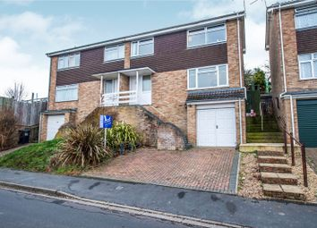 Thumbnail 3 bed semi-detached house to rent in Windrush, Highworth, Swindon