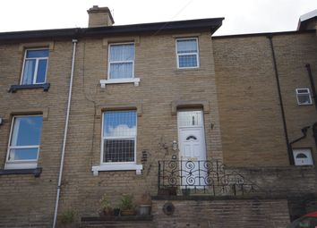 Thumbnail 2 bedroom terraced house for sale in Vale Street, Brighouse