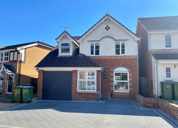 Thumbnail 3 bed detached house for sale in Andersen Close, Whiteley, Fareham