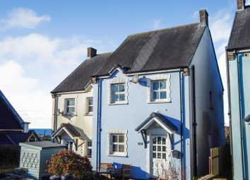 Thumbnail Semi-detached house for sale in Clos Sant Cenydd, Llangennith, Swansea