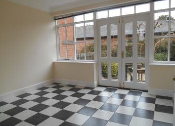 Thumbnail 2 bed flat to rent in 39, High Street, Repton Village, Derbyshire