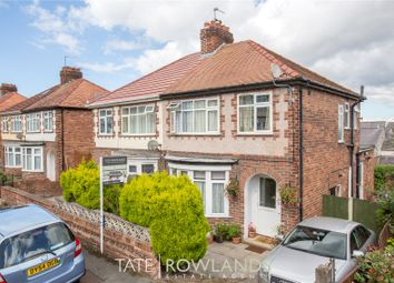 Thumbnail 3 bed semi-detached house for sale in West Drive, Holywell, Flintshire