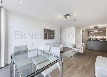 Thumbnail 2 bed flat to rent in Stratosphere Tower, Stratford