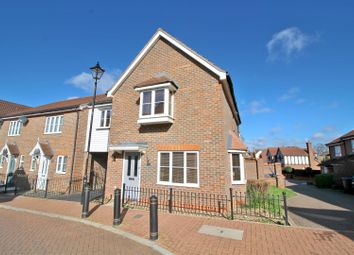Thumbnail 4 bed link-detached house for sale in Malkin Drive, Church Langley, Harlow