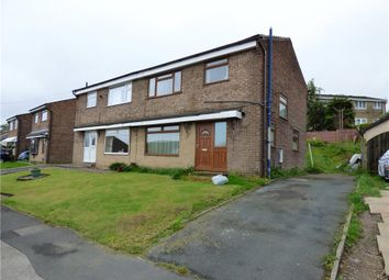 Thumbnail 4 bed semi-detached house for sale in Dale View Road, Keighley, West Yorkshire