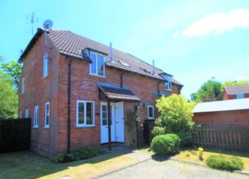 Thumbnail 1 bed end terrace house to rent in Kimberley, Church Crookham, Fleet