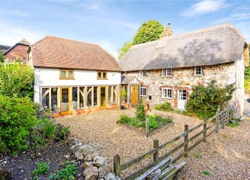 Thumbnail 4 bed detached house for sale in South Street, Avebury Trusloe, Marlborough, Wiltshire