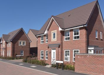 "Thumbnail 3 bedroom detached house for sale in ""Morpeth"" at Acacia Way, Edwalton, Nottingham"