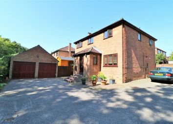 Thumbnail 4 bed detached house for sale in Wilson Close, Wivenhoe, Colchester, Essex