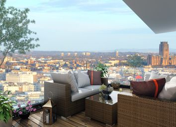 Thumbnail 1 bed flat for sale in Liverpool Student Investment, 76-78 Norfolk Street, Liverpool