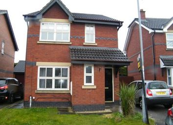 Thumbnail 3 bed detached house for sale in Glendale Close, Wistaston, Crewe, Cheshire