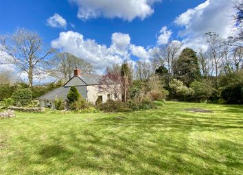 Thumbnail 5 bed detached house for sale in Godolphin Cross, Helston