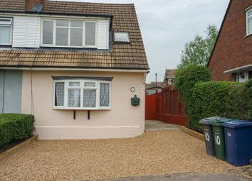 Thumbnail 3 bed semi-detached house to rent in Farm Close, Arkley, Barnet