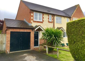 Thumbnail 3 bed semi-detached house to rent in Ellis Park, St. Georges, Weston-Super-Mare