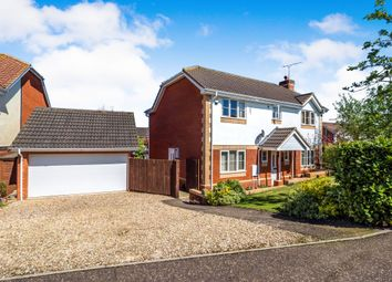 Thumbnail 4 bed detached house for sale in Jewel Close, Briston, Melton Constable