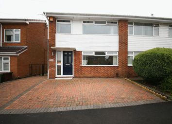 Thumbnail 3 bed detached house for sale in Kilburn Grove, Winstanley, Wigan